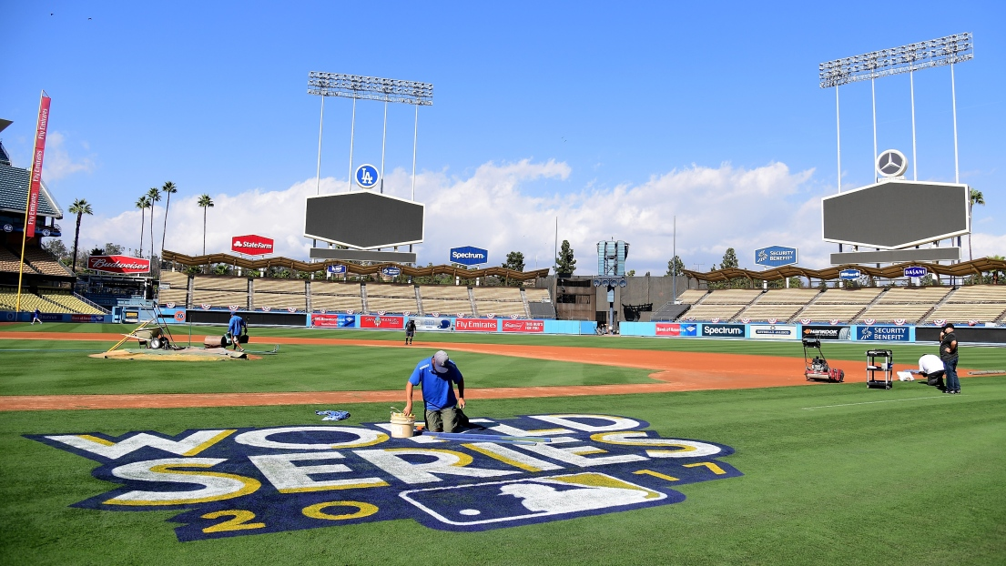 Hill sera le partant lors du match no 2 — Dodgers