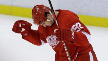Red Wings 3 - Kings 2