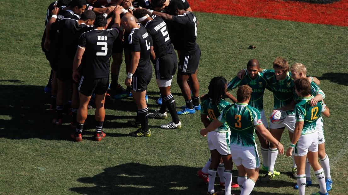 Nouvelle-Zélande contre Afrique du Sud