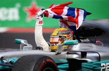 Une suite pour Lewis, une première pour Liberty