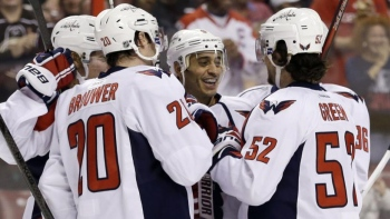 Capitals 6 - Panthers 5 (Prol.)