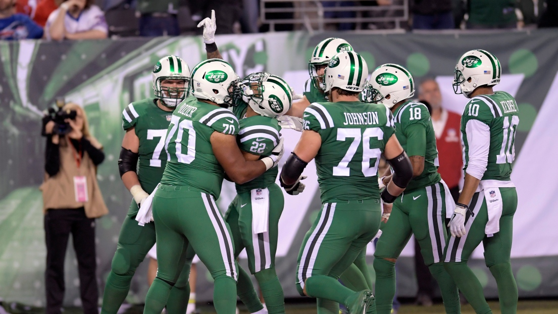 Les Jets neutralisent les Bills