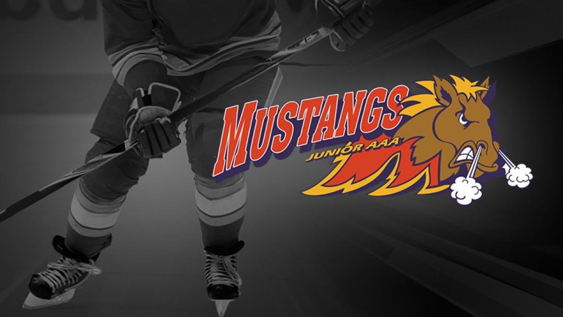 Image Logo Mustangs de Vaudreuil-Dorion