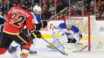 Blues 5 - Flames 2