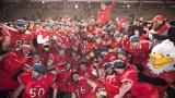 Le Rouge et Or a remporté la Coupe Dunsmore 2017.