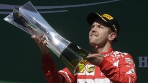 Vettel remporte le GP du Brésil, Stroll 16e