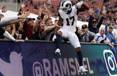 Robert Woods ratera quelques semaines