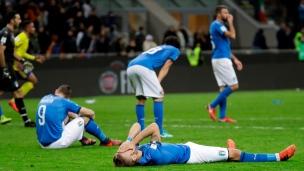 L'Italie ratera la Coupe du monde