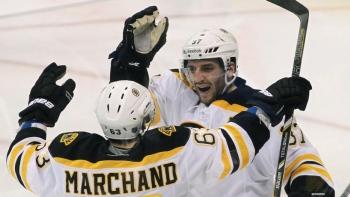 Bruins 3 - Jets 2