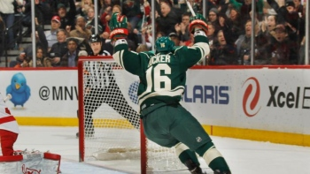 Red Wings 3 - Wild 2