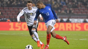 Allemagne 2 - France 2
