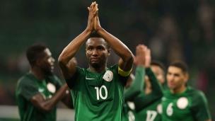 Argentine 2 - Nigéria 4