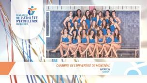 Les finalistes comme équipe féminine de l'année