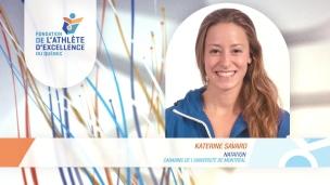 Les finalistes sport individuel féminin