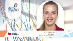 Les finalistes sport d'équipe féminin