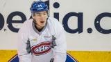 Darren Dietz avec les Canadiens de Montréal