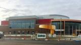 Le futur aréna des Wildcats de Moncton.