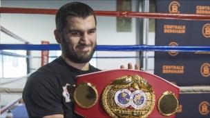 Beterbiev accuse GYM d'avoir voulu l'empêcher de se battre