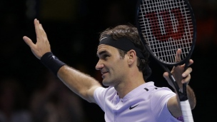 Federer intraitable face à Cilic