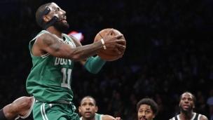 Warriors 88 - Celtics 92