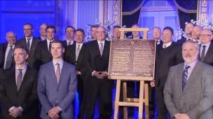 Centenaire : célébrations sobres à Montréal