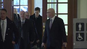 François Gagnon : Les suspensions sont à la baisse dans la LNH