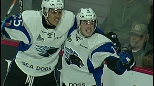Sea Dogs 7 - Mooseheads 2