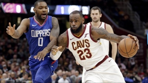 Clippers 113 - Cavaliers 118 (Prolongation)