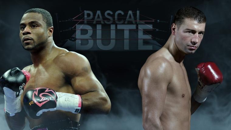 Jean Pascal et Lucian Bute
