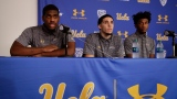 Cody Riley, LiAngelo Ball et Jalen Hill