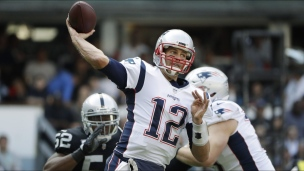 Patriots 33 - Raiders 8