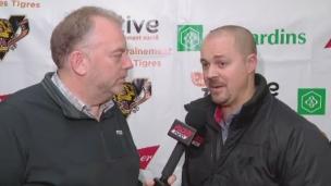 Kevin Cloutier nous explique la grosse transaction des Tigres