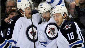 Jets 2 - Sabres 1