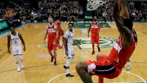 Wizards 99 - Bucks 88