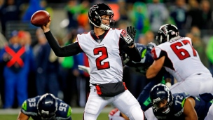 Falcons 34 - Seahawks 31