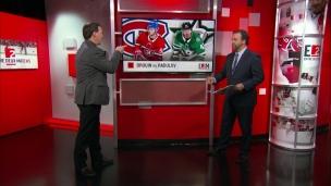 L'adversaire : Canadiens-Stars
