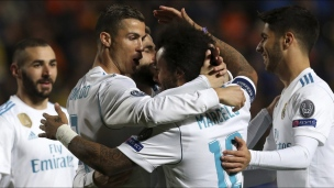 Apoel Nicosia 0 - Real Madrid 6