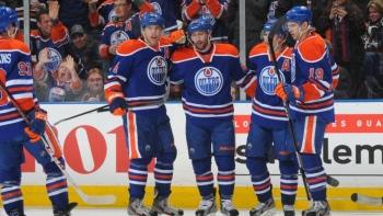 Kings 3 - Oilers 1