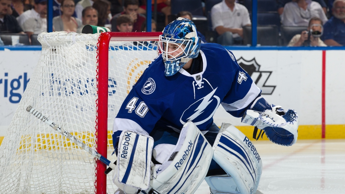 Dustin Tokarski Lightning