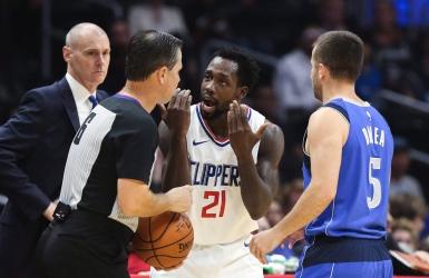 Clippers : fin de saison pour Patrick Beverley