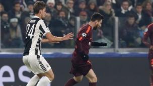 Juventus 0 - FC Barcelone 0