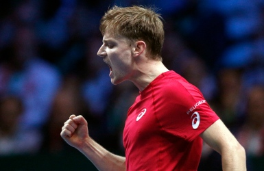 Coupe Davis : la Belgique aux commandes