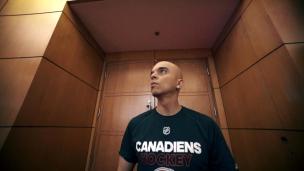 Rencontre avec le 24e joueur du Canadien : Rachid Badouri
