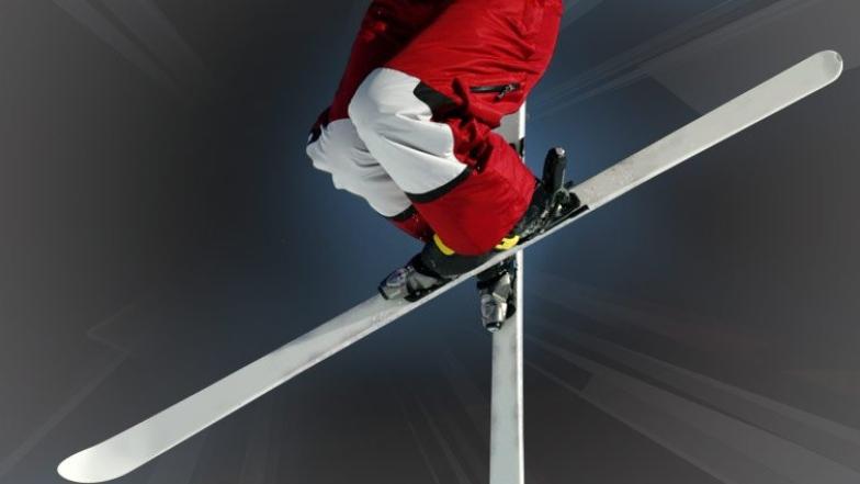Logo défaut ski acrobatique
