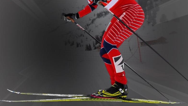 Logo défaut ski de fond