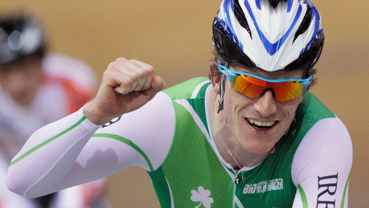Martyn Irvine