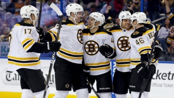 Bruins 4 - Lightning 2