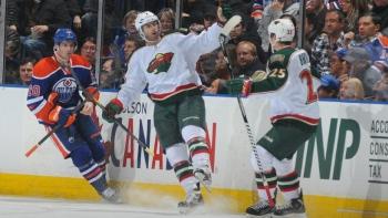 Wild 3 - Oilers 1