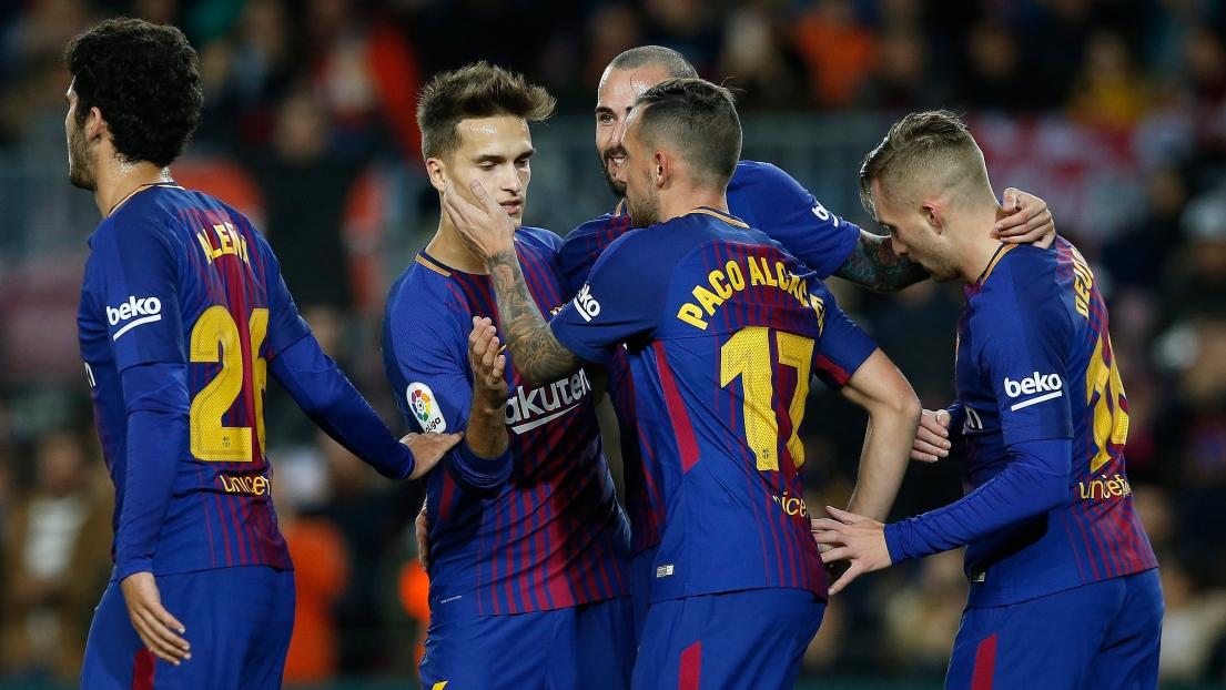 Le fc barcelone passe facilement en 8es de finale de la - Regarder la finale de la coupe du roi en direct ...
