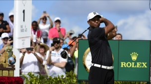 Tiger Woods remet une carte de 69